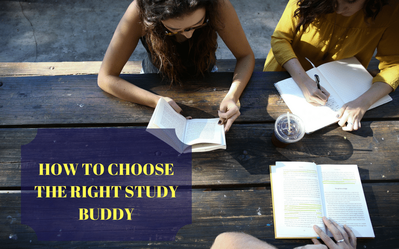 Studying in groups can provide many benefits, but not all study buddies are alike!