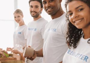 volunteering youth