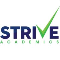 Strive Academics Logo Transparent BG square