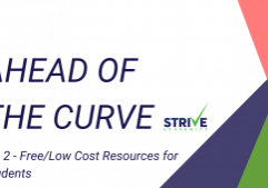 Ahead of the Curve - Ep 2 Graphic